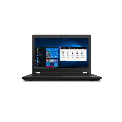 Lenovo ThinkPad P17 G2 CI7-11800H 16 / 512GB 17.3 W10P Laptop - Zwart