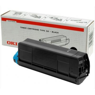OKI cartridge: Black Toner Cartridge C5100/C5300