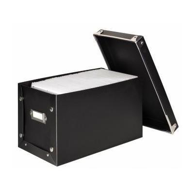 Hama : Media Box 140, black - Zwart