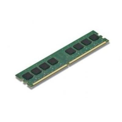 Fujitsu 16GB, DDR4, 2400MHz, 2Rx8, Unbuffered, ECC RAM-geheugen