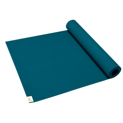 Gaiam fitness, gymnastiek & gewichtstraining: Studio Power-Grip - Fitness- / Yogamat - 4 mm - Aqua