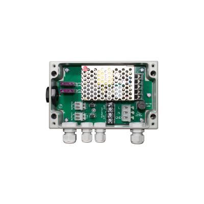Raytec PSU-VAR-20W-1 power adapter/inverter, Powers 2x VARIO 8 series illuminators, Max Output: 100W Netvoeding - .....