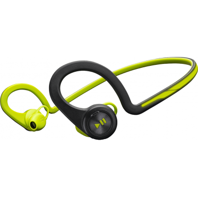 Plantronics headset: BackBeat Fit Sports Headset Green