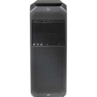 Hp pc: Z6 G4 - Zwart