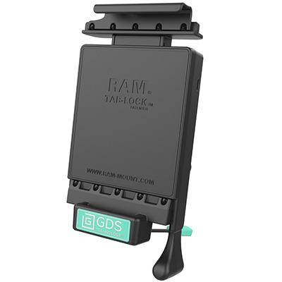 RAM Mounts RAM-GDS-DOCKL-V2-SAM13U Mobile device dock station - Zwart