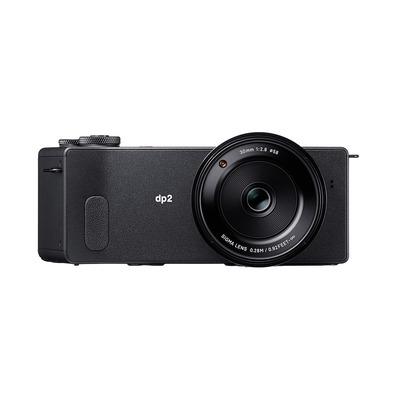 Sigma DP2 Quattro Digitale camera - Zwart