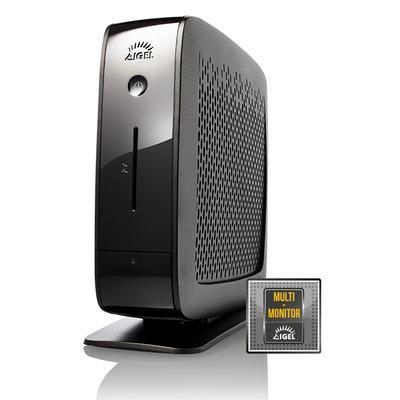 IGEL UD7 UD7-LX Thin client - Zwart