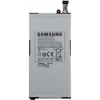 Samsung batterij: Internal Battery for Galaxy P1000, 4000mAh
