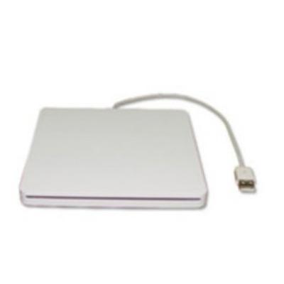 CoreParts MSE-DVDRW/WHITE Brander - Wit