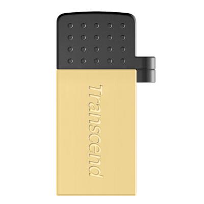 Transcend JetFlash 380G 16GB USB flash drive - Goud