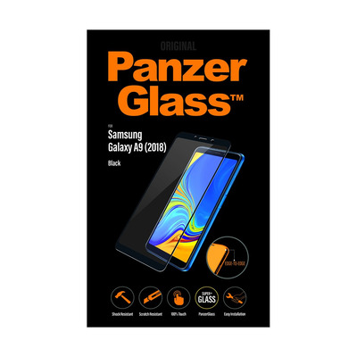 PanzerGlass Samsung Galaxy A9 (2018) Edge-to-Edge Screen protector - Transparant