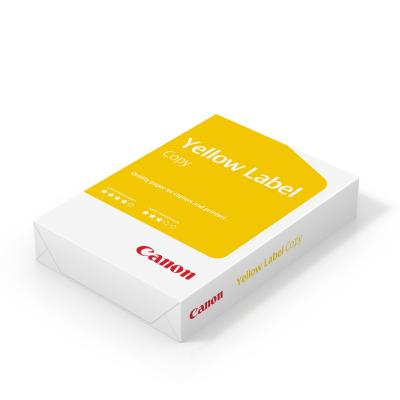 Canon papier: Yellow Label - Wit