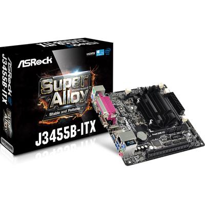 Asrock J3455B-ITX Moederbord