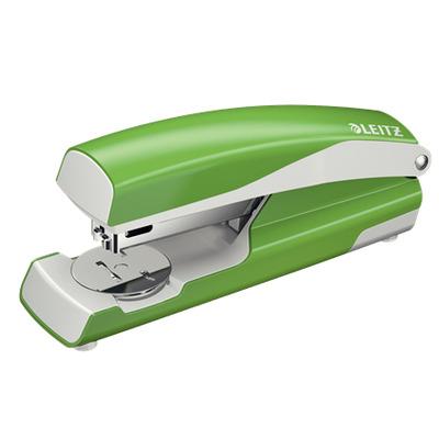 Leitz nietmachine: NeXXt 5502 - Groen, Zilver