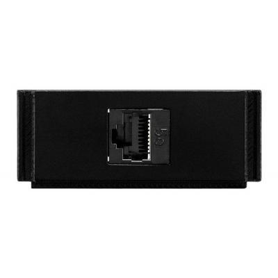 Amx inbouweenheid: HPX-N100-RJ45 - Zwart
