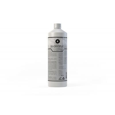 Ek water blocks : EK-CryoFuel Clear Premix 900 mL - Transparant