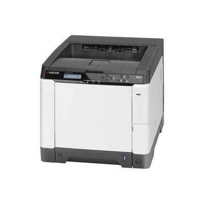 Kyocera laserprinter: ECOSYS P6021cdn - Zwart, Cyaan, Magenta, Geel