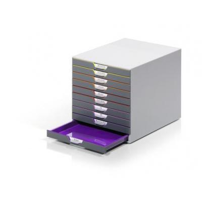 Durable brievenbak: VARICOLOR 10 - Multi kleuren