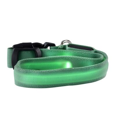Ultron : save-E LED dog´s collar - Groen
