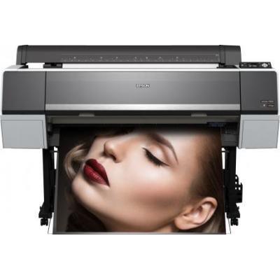 Epson grootformaat printer: SureColor SC-P9000 STD - Cyaan, Groen, Licht zwart, Lichtyaan, Licht licht zwart, Mat .....