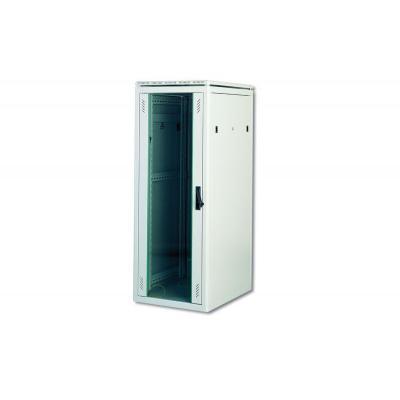 "Digitus rack: SoHo Line 16U 19"" Wall Mounting Cabinet - Grijs"