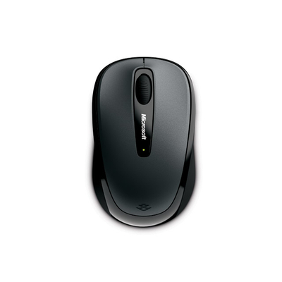 Microsoft Wireless Mobile Mouse 3500 Muis - Zwart