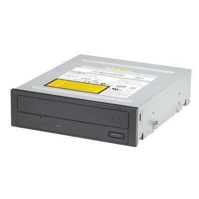 Dell brander: 16X DVD+/-RW SATA schijf voor Win2K8 R2 -kabel afzonderlijk te bestellen - Zwart, Metallic
