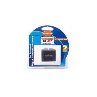 Hahnel HL-007 for Panasonic Digital Camera