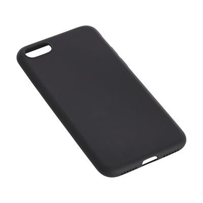 Sandberg Cover iPhone 7/8 soft Black Mobile phone case - Zwart