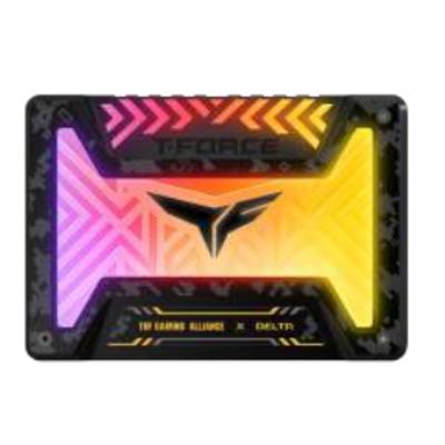 Team Group 500 GB, Black, SATA III SSD