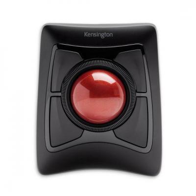 Kensington computermuis: Expert Mouse® Wireless Trackball - Zwart