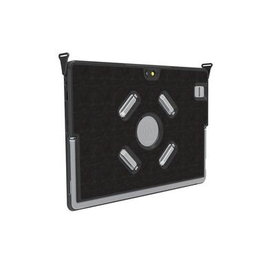 Hp tablet case: x2 1012 G2 beschermcase - Zwart, Zilver
