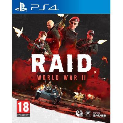 505 games game: RAID: World War 2  PS4
