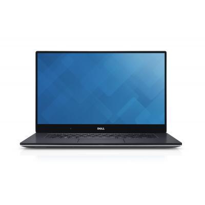 Dell laptop: XPS 9560 - Zwart, Zilver