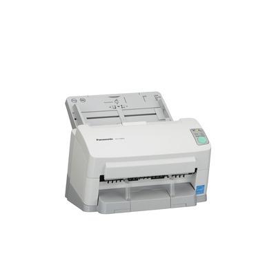 Panasonic A4, Duplex Sheetfed ADF, CIS, 600 dpi, 60 ppm, USB 2.0 Scanner - Wit