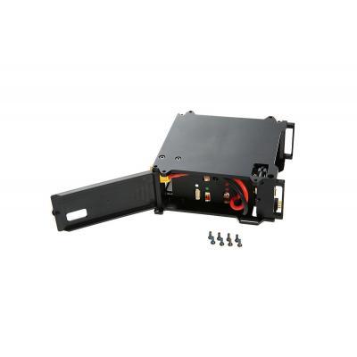 Dji : Matrice 100 - Battery Compartment Kit - Zwart