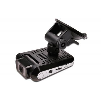 "Ednet drive recorder: 12MP, 1920 x 1080, 120°, 5.08 cm (2 "") LCD, MicroSD, Micro-USB 2.0, HDMI - Zwart"