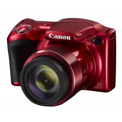 Canon digitale camera: PowerShot SX420 IS - Rood