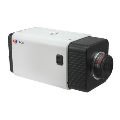 "ACTi 1/2.8"" CMOS, 2048x1536px, Ethernet, PoE, 12.95W, 125x62x58mm, 360g, Black/White Beveiligingscamera - Zwart, Wit"