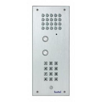 Fasttel deurbel: Wizard Classic DB9702KVCF - Grijs