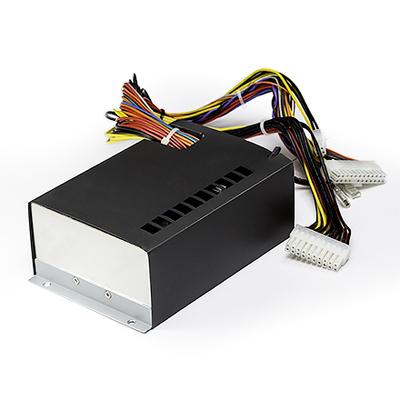 Synology 500W, Open Frame, 1.13 kg Power supply unit - Zwart,Grijs