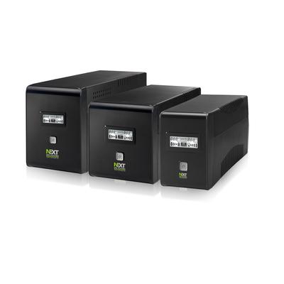NEXT UPS Systems Mint 850 UPS - Zwart