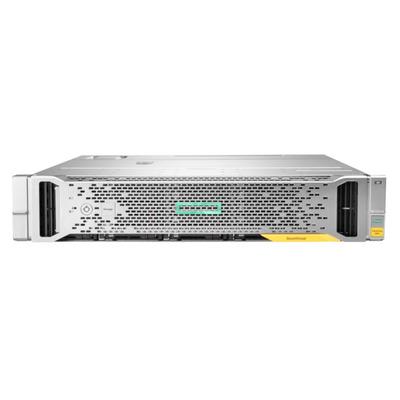 Hewlett Packard Enterprise StoreVirtual 3200 1Gb iSCSI w/6 600GB SAS SFF HDD Bundle/TVlite SAN