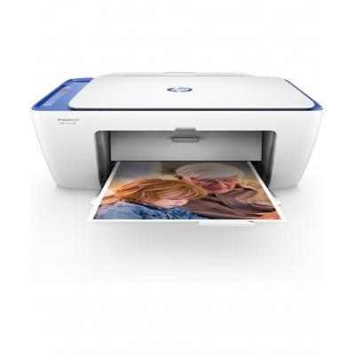 Hp multifunctional: DeskJet DeskJet 2630 AiO - Zwart, Cyaan, Magenta, Geel