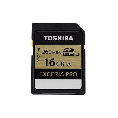 Toshiba 16 GB Exceria PRO
