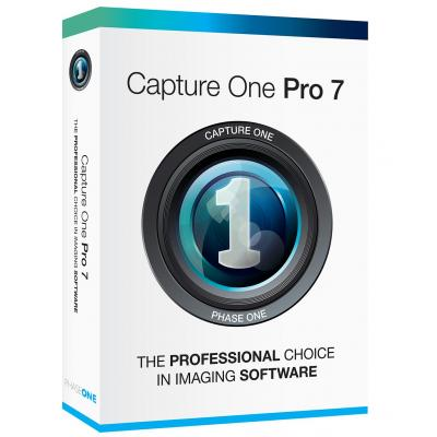 Phase one software licentie: Capture One Pro 7 UPG