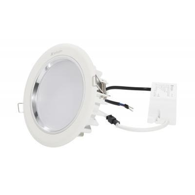 Verbatim spot verlichting: LED, 15 W, IP20, 710 cd, 3000 K, 1200 lm, 220-240 V - Wit