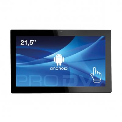 """Prodvx all-in-one pc: APPC-22 22"""" Android Tablet PC 21.5"""" Quad Core 1920 x 1080 - Zwart"""