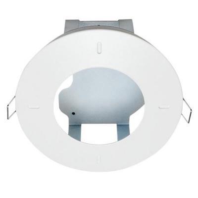 ACTi Flush Mount, Plastic/Iron, White Beveiligingscamera bevestiging & behuizing - Wit