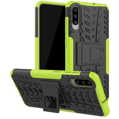 CoreParts MOBX-COVER-A70-GR Mobile phone case - Groen